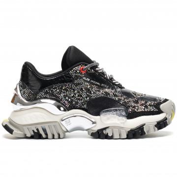 sneakers woman cljd 6f0351004 black 8963