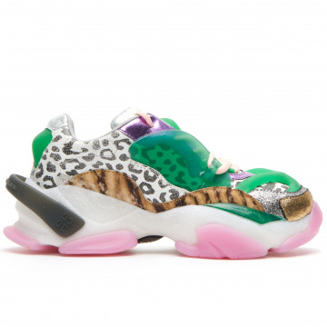 sneakers woman cljd 6f0370203 green dots 8962