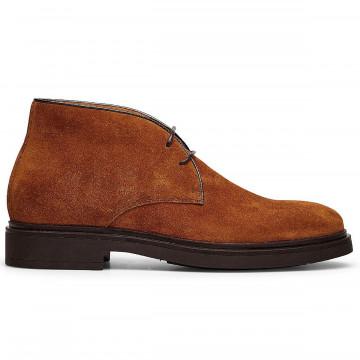 lace up ankle boots man fabi fu0358satile 8968