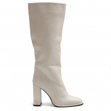 boots woman chantal 1494mousse gesso 8999