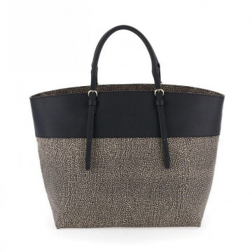 handtaschen damen borbonese 933167i15228 9004