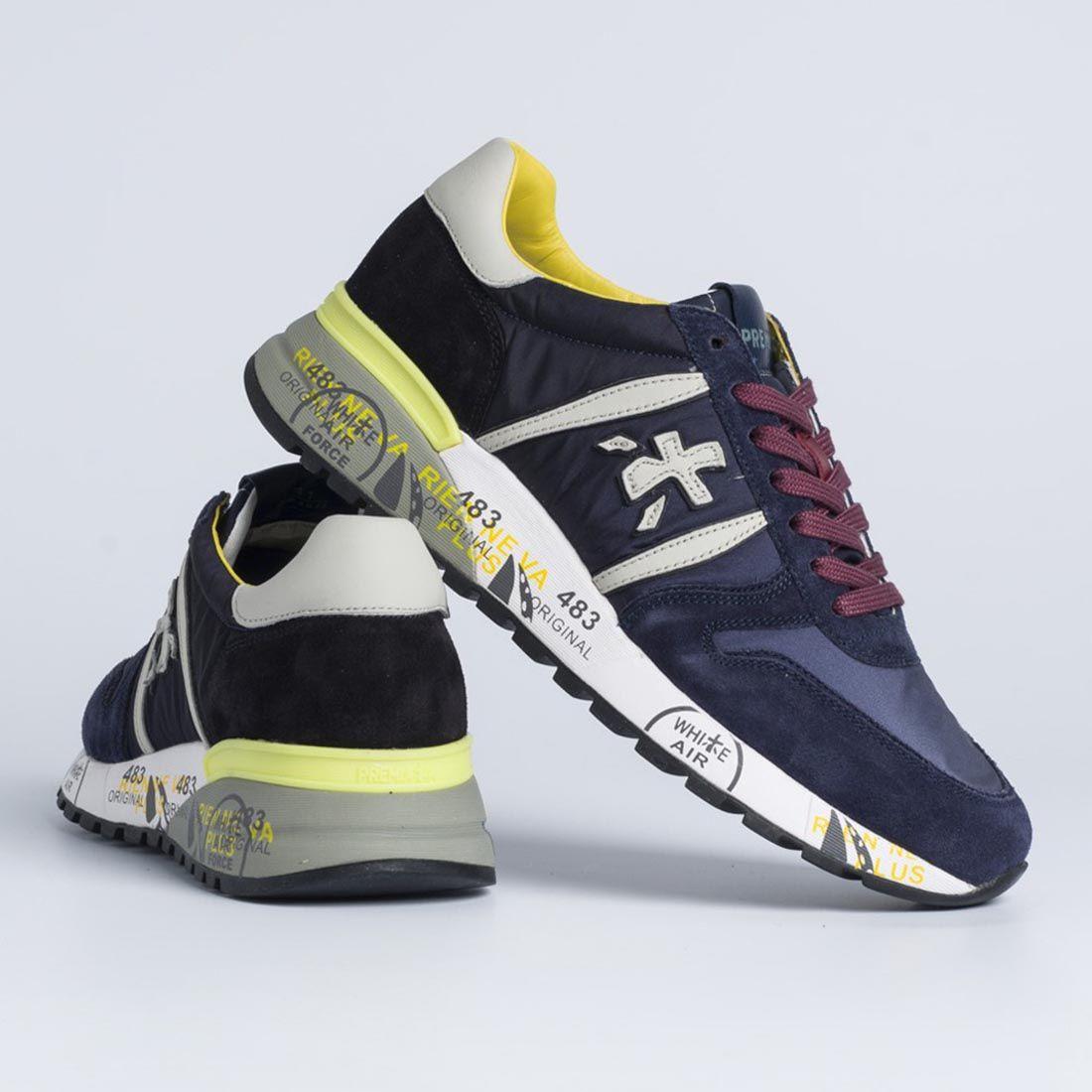 sneakers herren premiata lander4948 9035