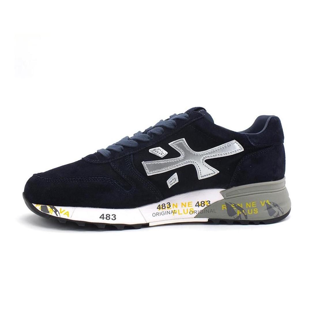 sneakers man premiata mick4016 9037