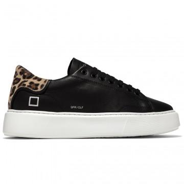 sneakers damen date sferaw351 sf ca bk 9099