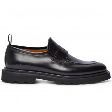 loafers man fabi fu0340nero 9146