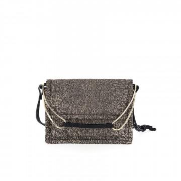 crossbody bags woman borbonese 933037i15x11 9243