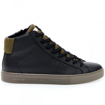sneakers herren crime london 10673blackmilitare 9171