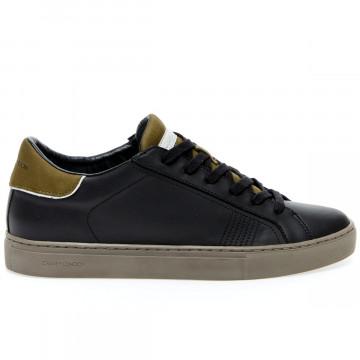 sneakers herren crime london 10622blackmilitare 9170