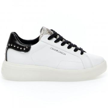 sneakers damen crime london 24606white 9252