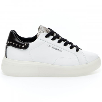 sneakers woman crime london 24606white 9252