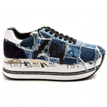sneakers woman premiata beth5481 9192