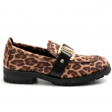 loafers woman love moschino ja10174g0div210a 9208