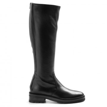 boots woman lorenzo masiero w2151010nero 8913