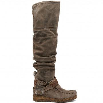 boots woman el vaquero jager silverstone almana 8946