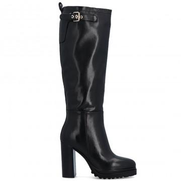 boots woman elvio zanon ep1206xnero 9286