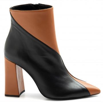 booties woman silvia rossini 326nappa nero 9297