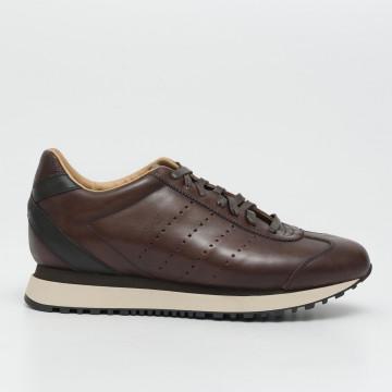 sneakers man sax 18232buttero caffe