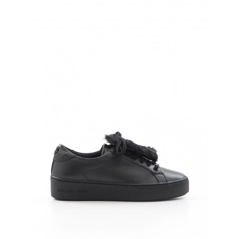 sneakers woman michael kors 43f6pofs1l001 poppy blk 504