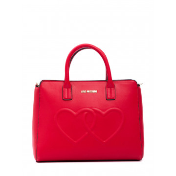 handbags woman love moschino jc 4287 kl0500 lamb rosso 1613