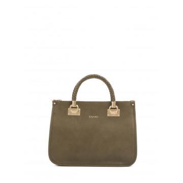 handbags woman liu jo n66085e001171212 tortora 720