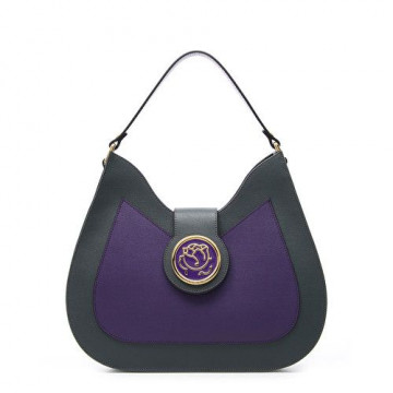 handbags woman braccialini b11895 ppalicia grigio vio 2163