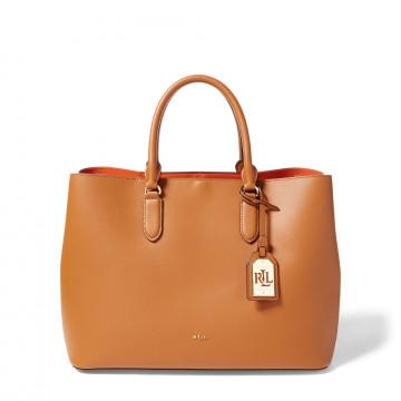 handbags woman ralph lauren 431 644256002 marcy tote med 2282