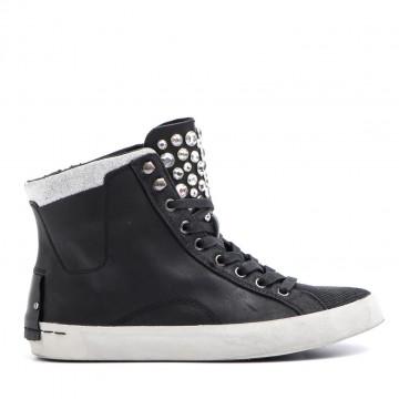sneakers woman crime london 25002a17b20 nero 2040