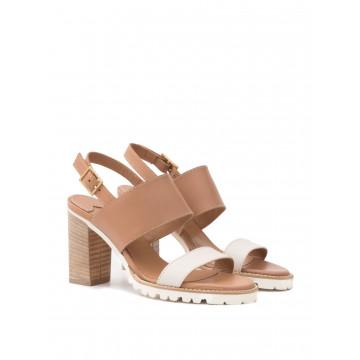 sandals woman le ble 4186 miami parma wht