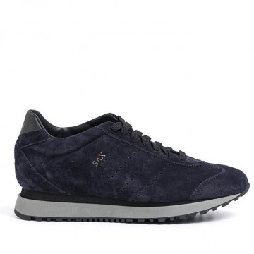 sneakers man sax 18232softy blue 2304