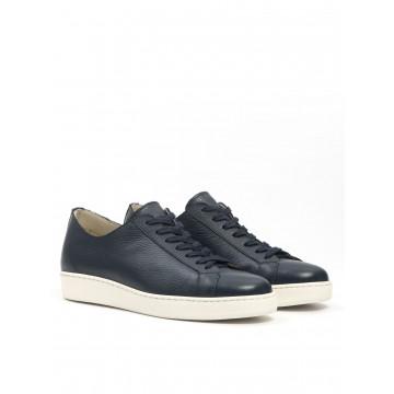 sneakers man j wilton 100 454 cuir blu 958