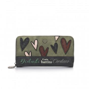 handbags woman le pandorine ai17daa0209007 battito olive 2339