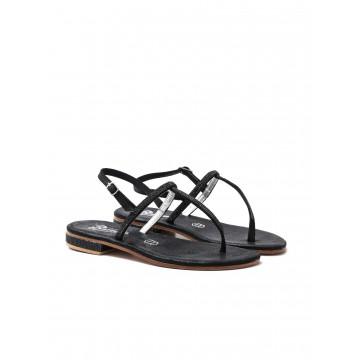 sandals woman balduccelli a45 burma nero 569