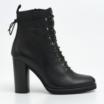 booties woman sangiorgio 5619ta 36144lumiere nero 2222