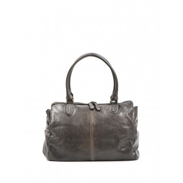 handbags woman reptiles house h 287calf rum fumo 844