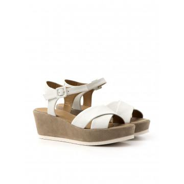 sandals woman gianmarco sorelli 2666 jack v8 focus b zeppa vel 1294
