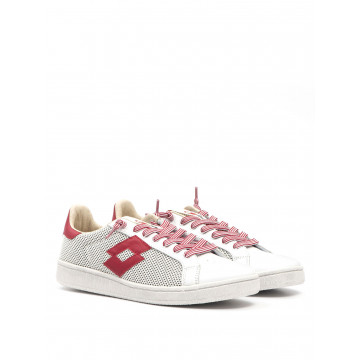 sneakers man lotto leggenda autograph s8816 whtred pst 1403