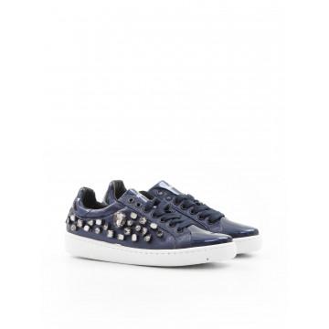 sneakers damen giulia n 1000  pietre 8 blu 957
