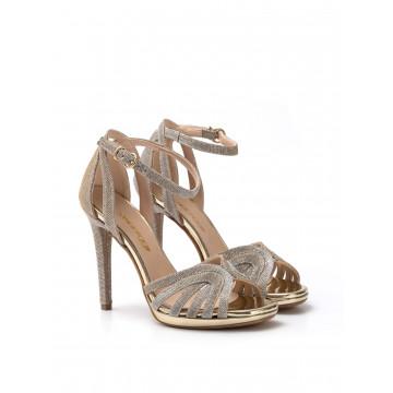 sandals woman sangiorgio 682 igla galassia arg mirror 875