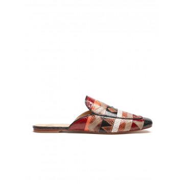 sandalen damen maliparmi sw0001 04122 12b30 mules art patch 935