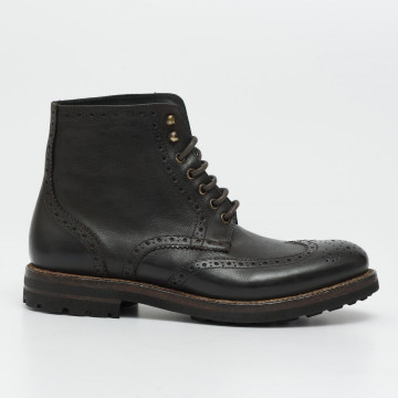 lace up ankle boots man cavallini 07island t moro 2297