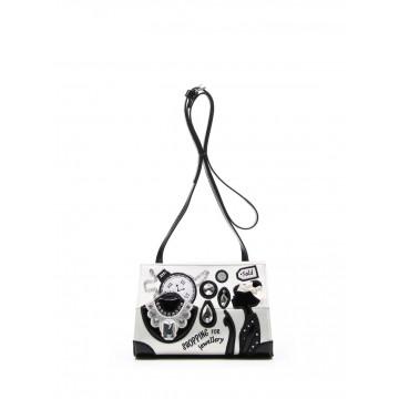 handbags woman braccialini b11250 yy818 cartoline 716