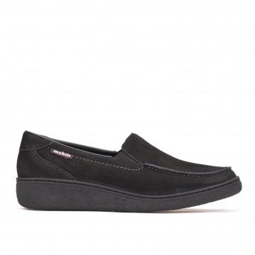 loafers woman mephisto nilda p5124562sportbuck black 2262
