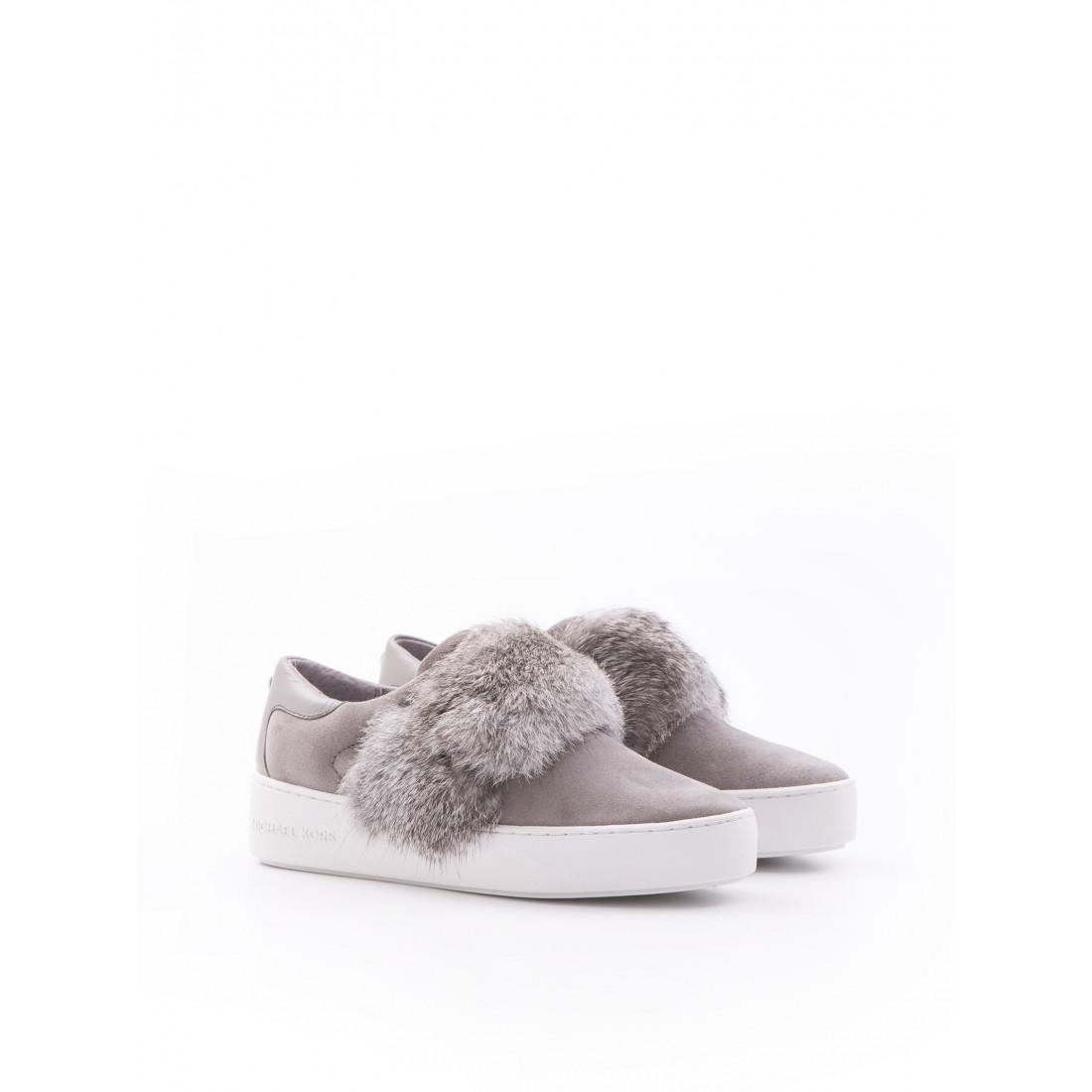 sneakers woman michael kors 43f6mvfp1s081 maven pearl grey 947
