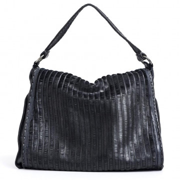 handbags woman reptiles house h 364lune dark blue 2071
