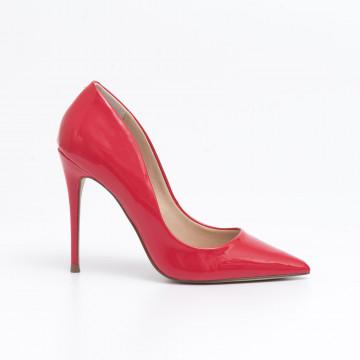 stckelschuhe damen steve madden smsdaisie red patent red 2415
