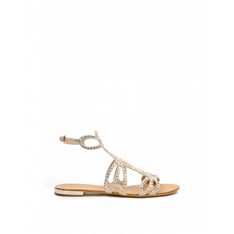 sandals woman ninalilou 261117 cam nettbutterfly 303