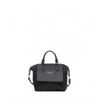 handbags woman patrizia pepe 2v6580 a1zl h305 total blk nyl 495