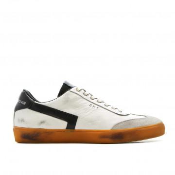 sneakers man leather crown mlc 7902 2727