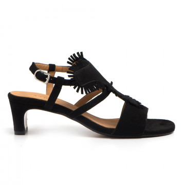 sandals woman audley 20344capri black 2851