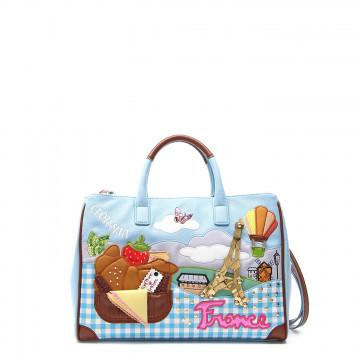 handbags woman braccialini b12001cartoline  2893
